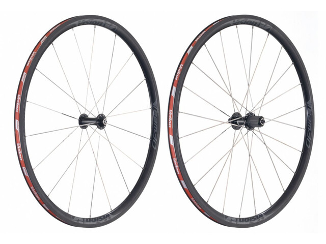 FSA Vision Team 30 Wheelset Clincher Shimano black/grey